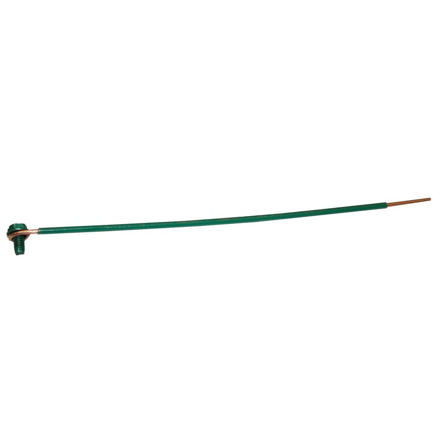 IDEAL Grounding Pigtail 5-Pack Green Wire Connectors at Lowes com