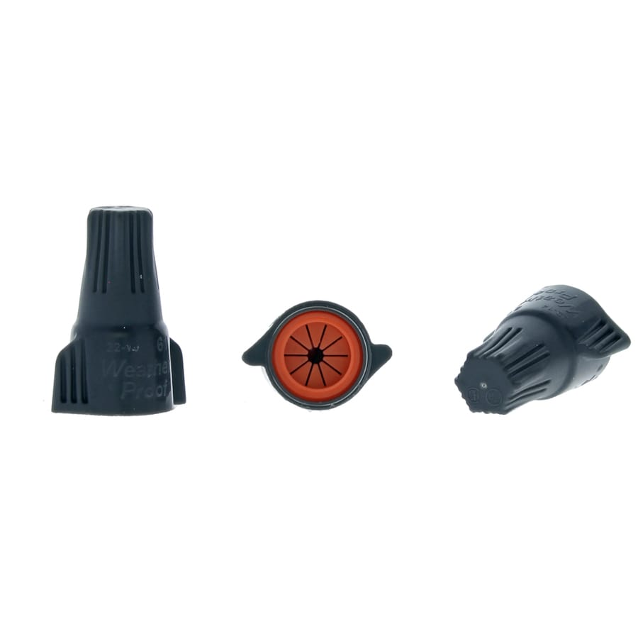 IDEAL 25-Pack Plastic Wing Wire Connectors