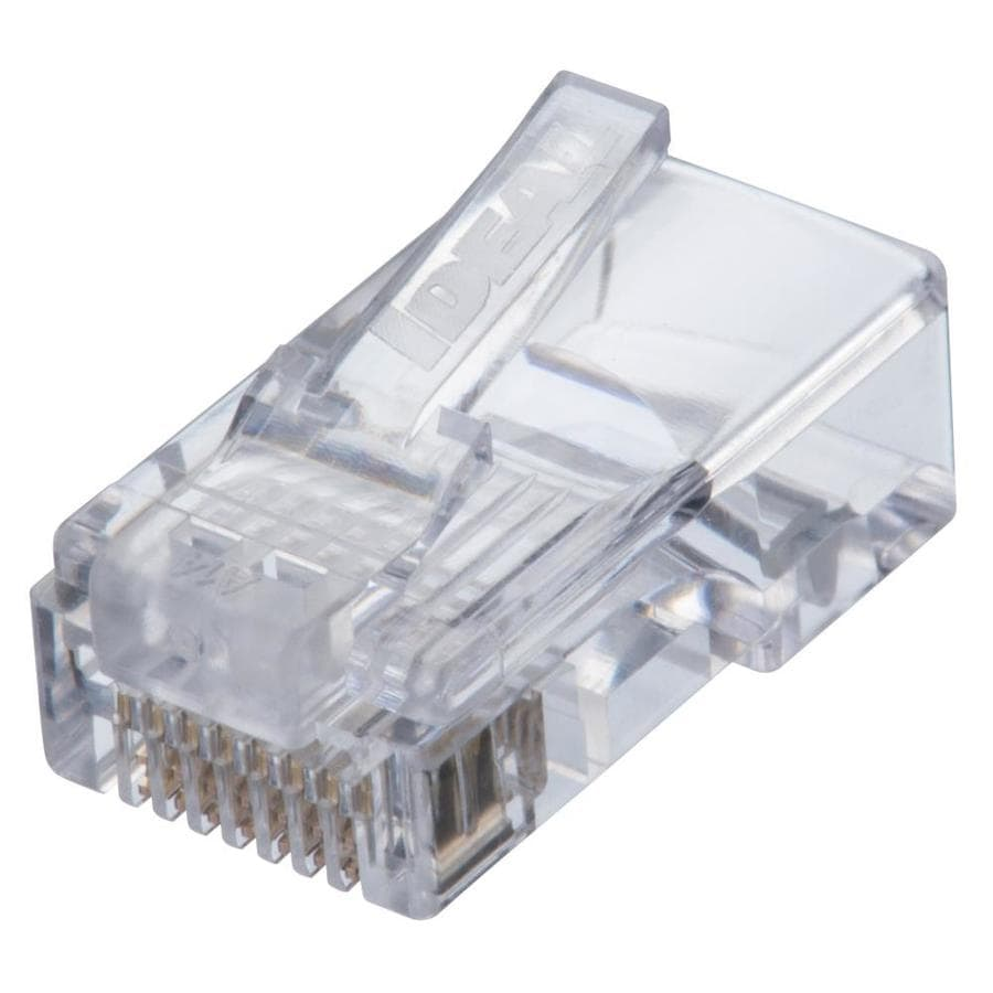 Shop IDEAL 25-Pack Rj45 Data Cable at Lowes.com