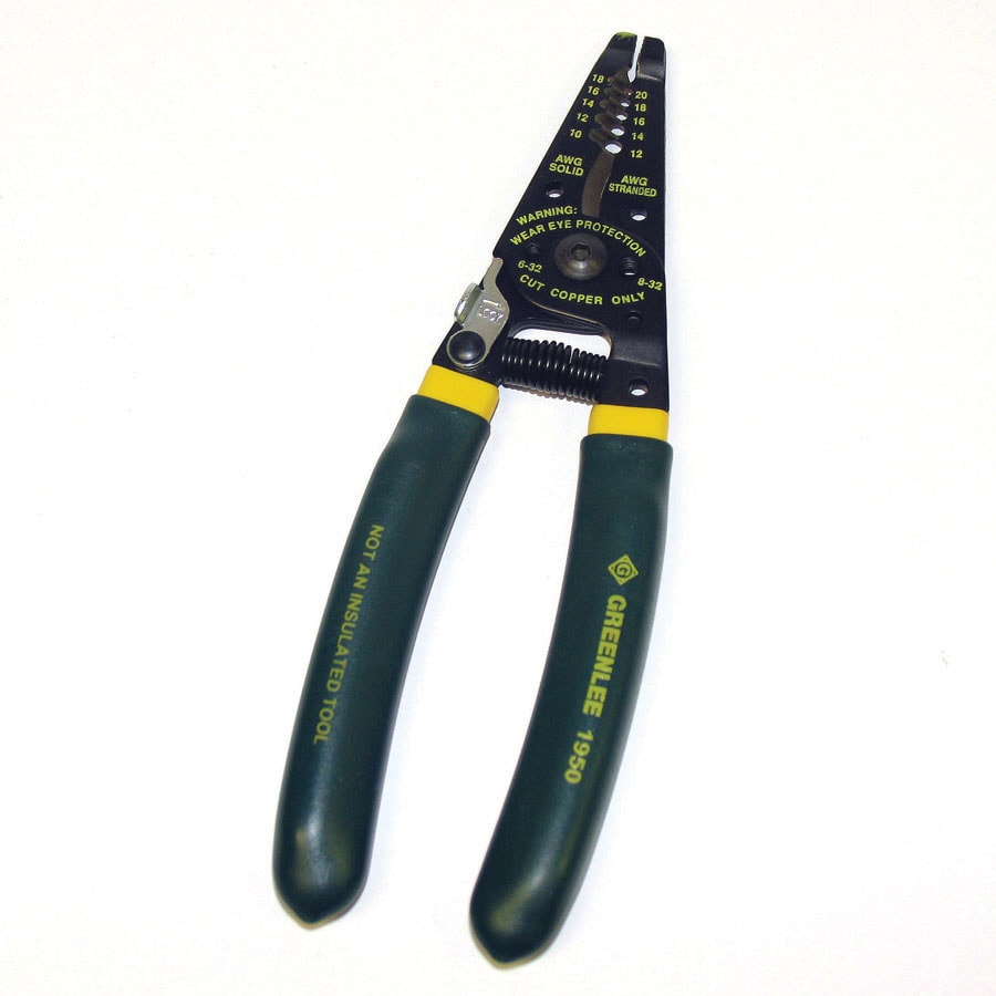 Shop Greenlee Wire Strippers at Lowes.com