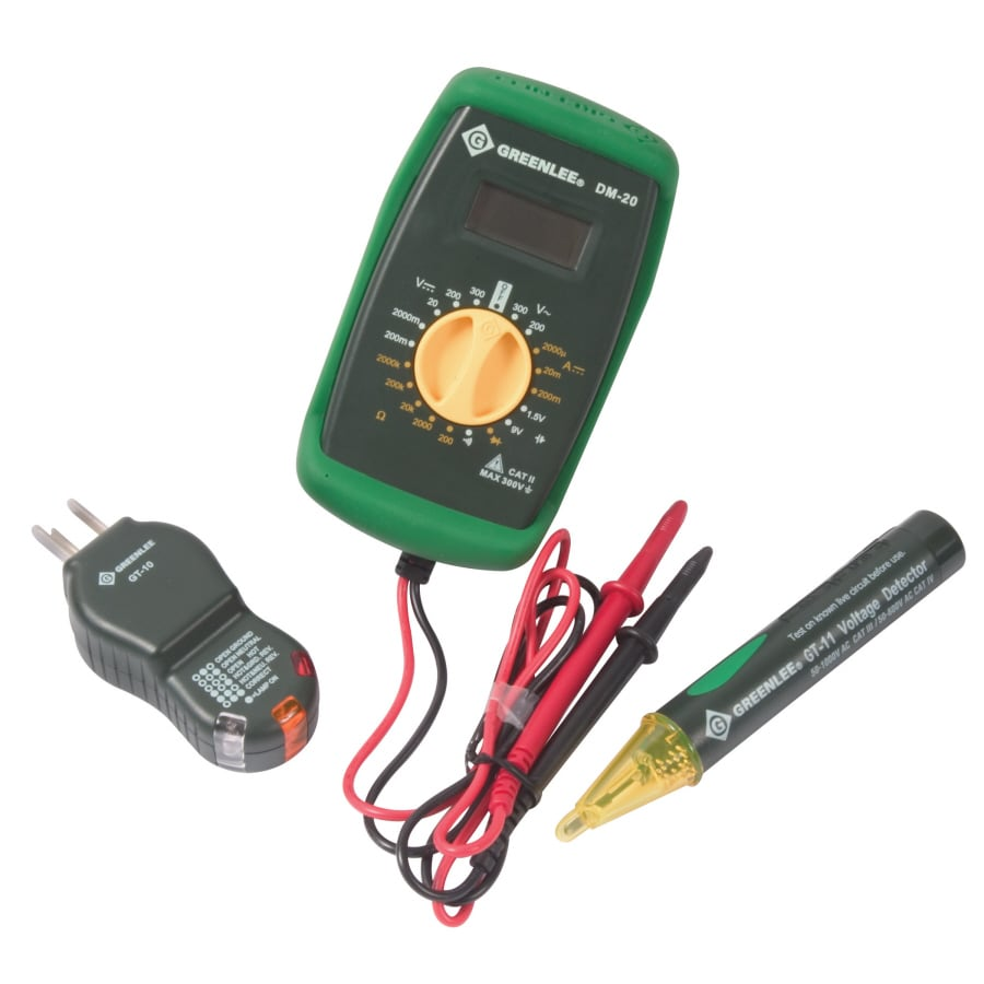 Greenlee Digital Multimeter