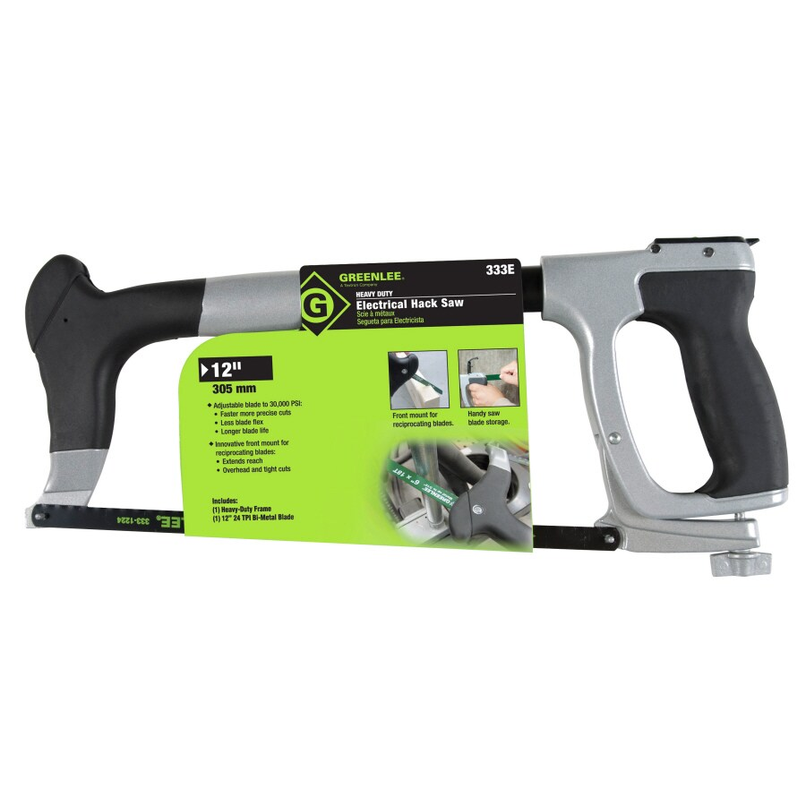 Greenlee Hacksaw (333E POP)