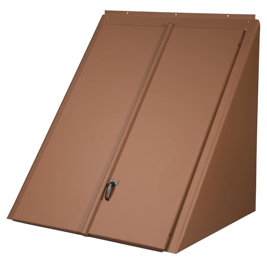 Bilco 51-in x 52-in Steel Cellar Door