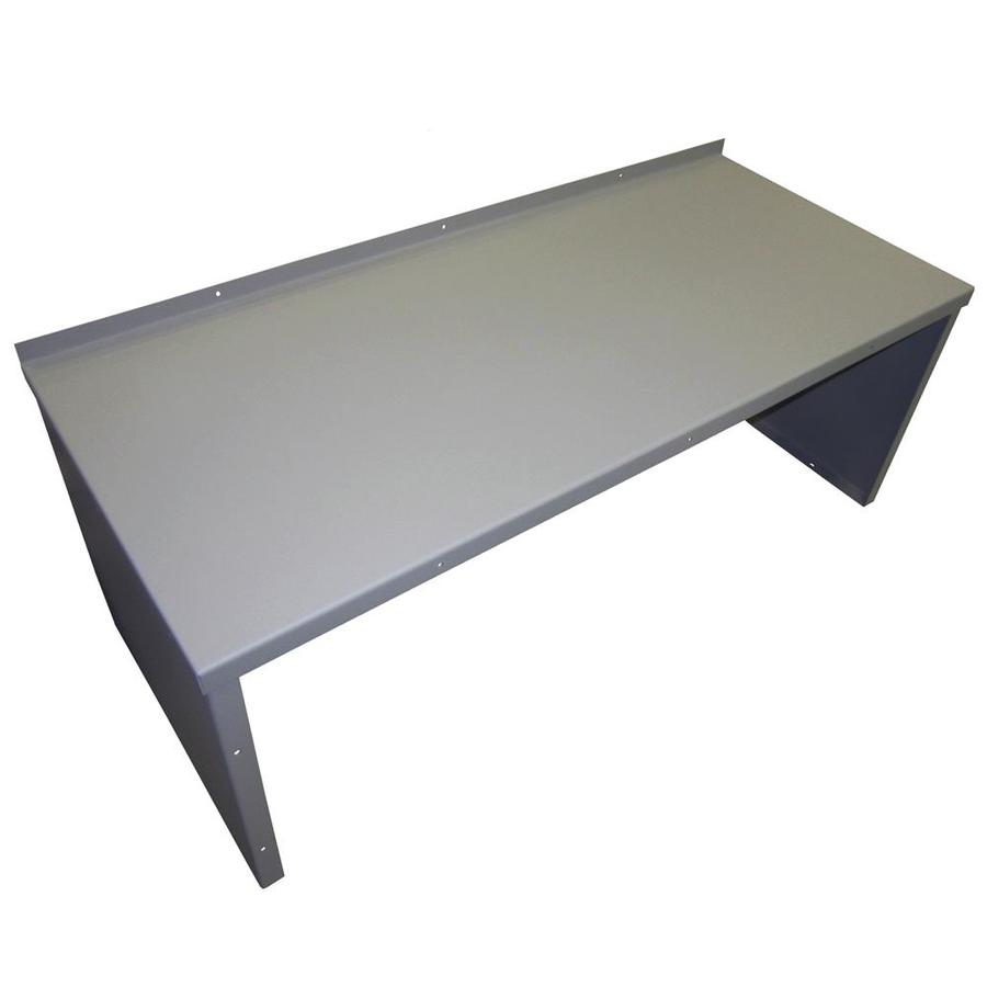 Bilco 24-in Powder-Coat Light Gray Extension Kit