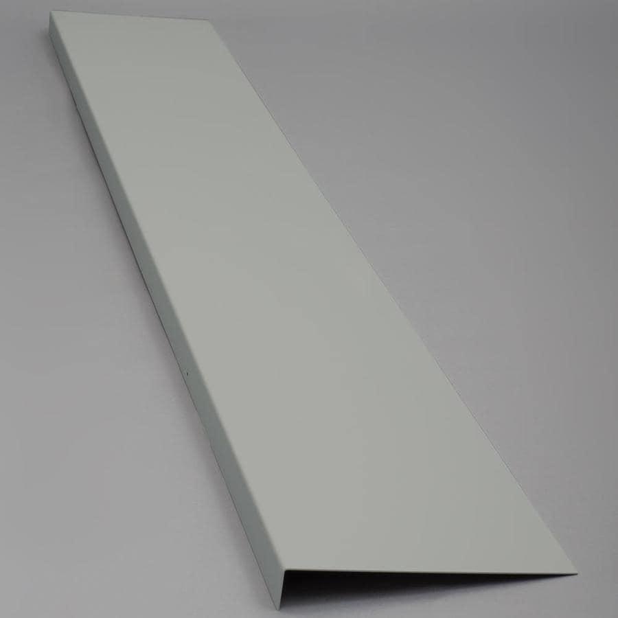 Bilco 11-in x 72-in Powder Coat Gray Foundation Plate