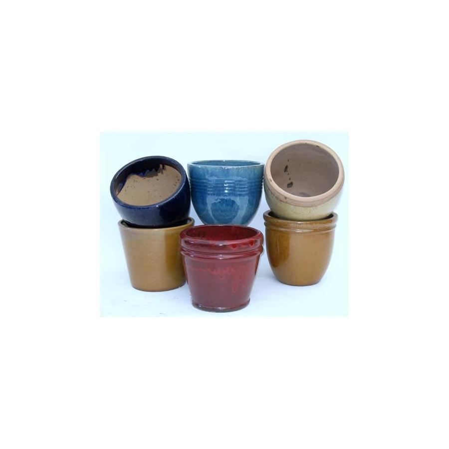 9-in x 12-in Ceramic Planter