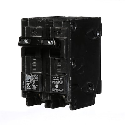 QP 60-Amp 2-Pole Quad Circuit Breaker