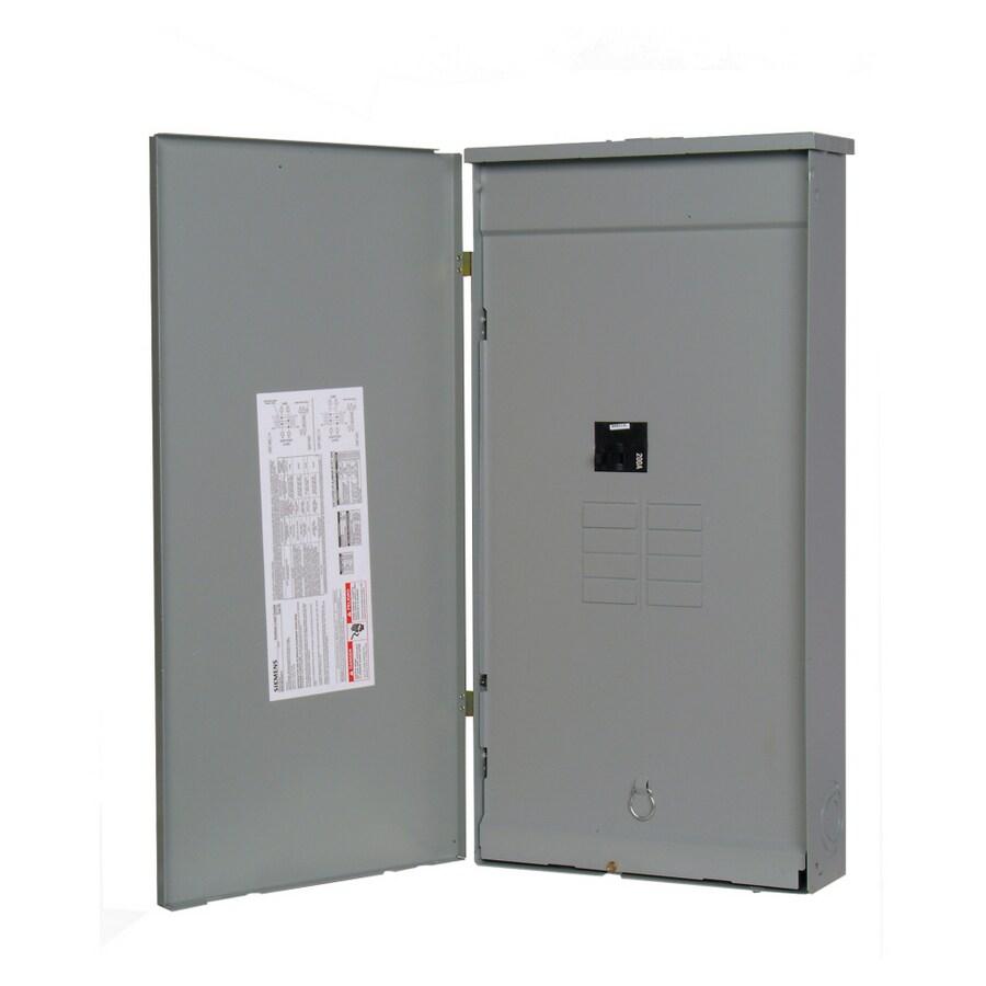 Siemens QP 200-Amp 1-Pole Main Circuit Breaker