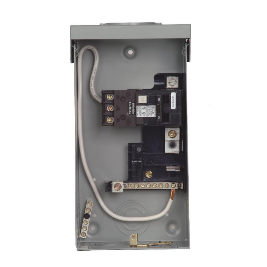 Siemens 50-Amp Non-Fusible Metallic Spa Safety Switch