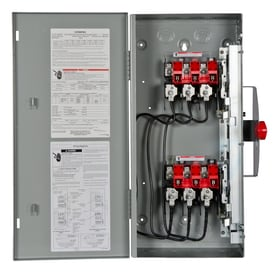 breaker box safety switches at. Black Bedroom Furniture Sets. Home Design Ideas