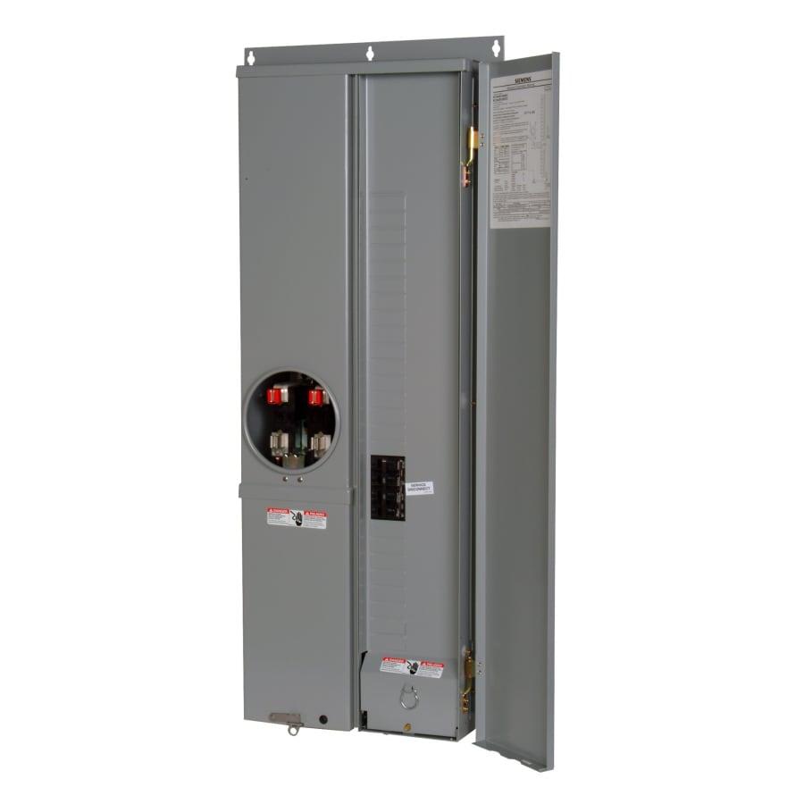 Siemens 200-Amp Ring Single Phase (120/240) Meter Socket