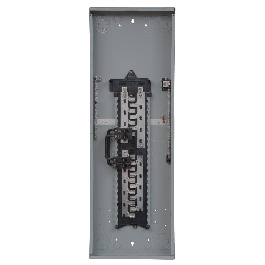 Siemens 42-Circuit 30-Space 225-Amp Main Lug Load Center