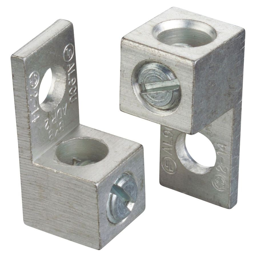 Blackburn 0.25-in Aluminum and Copper Split Bolt