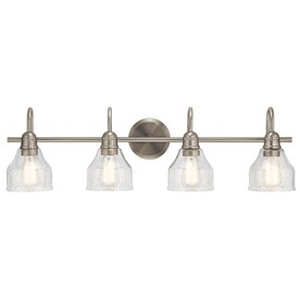 Nickel Vanity Lights At Lowes Com