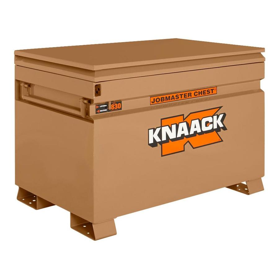 KNAACK 30-in W x 48-in L x 34.25-in Steel Jobsite Box
