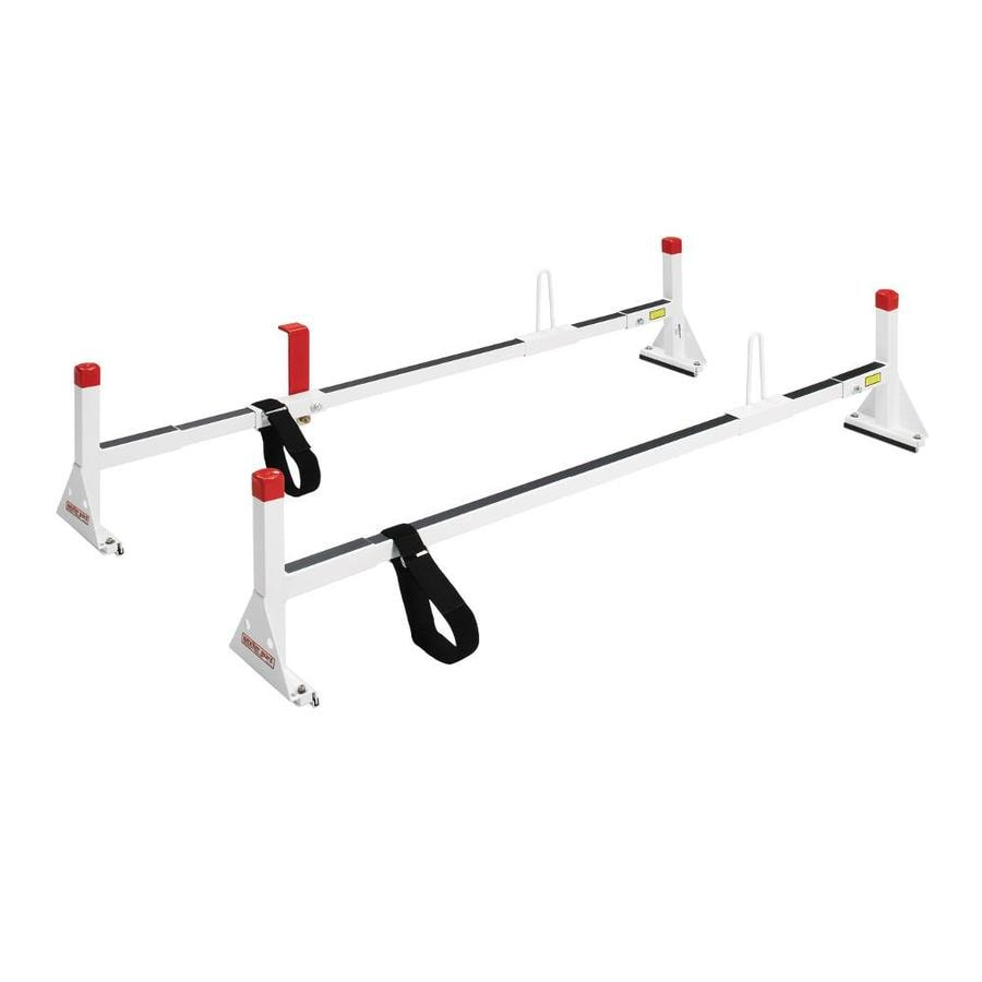 WEATHER GUARD All-Purpose Van Rack - Steel - Cross Member