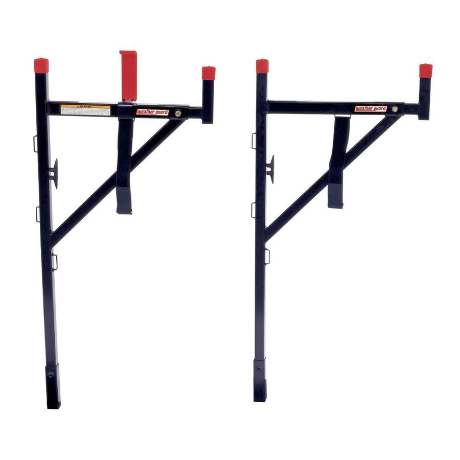 Shop Weather Guard Weekender Ladder Rack At Lowes Com
