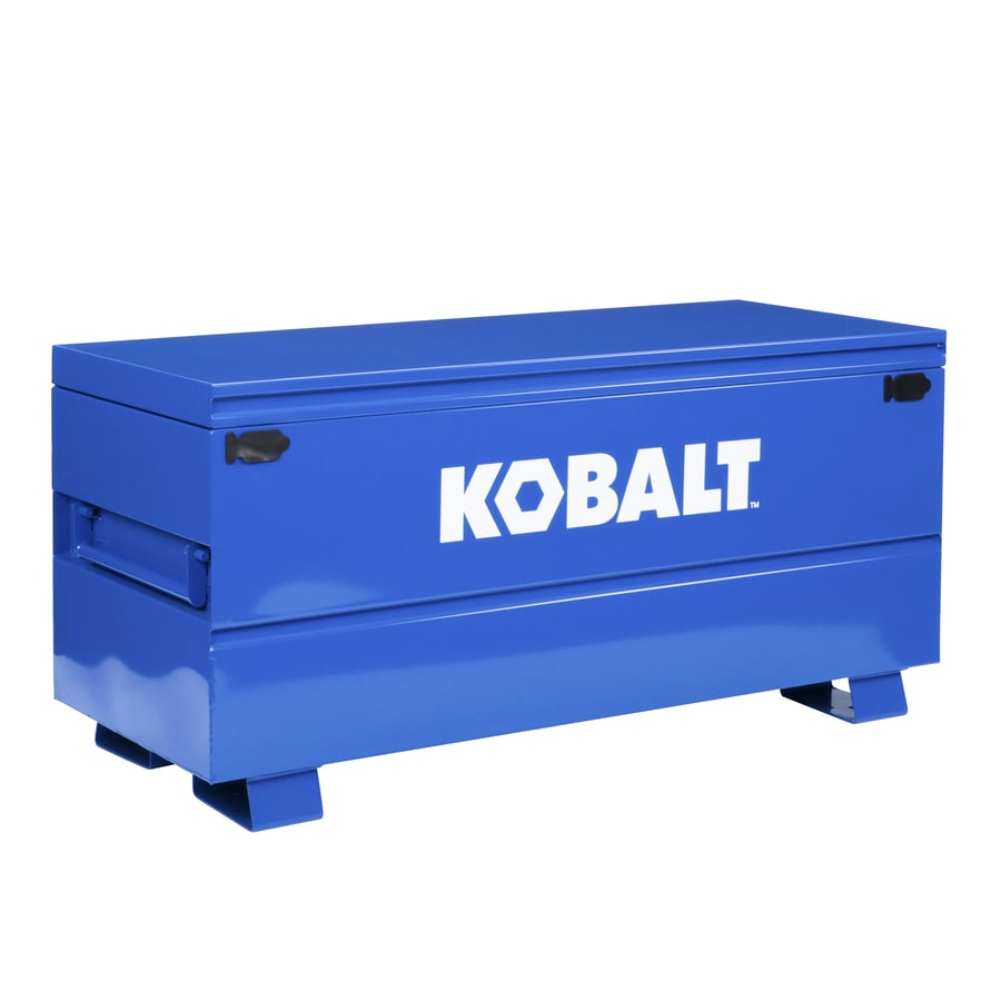 Kobalt 24-in W x 60-in L x 28-in Steel Jobsite Box