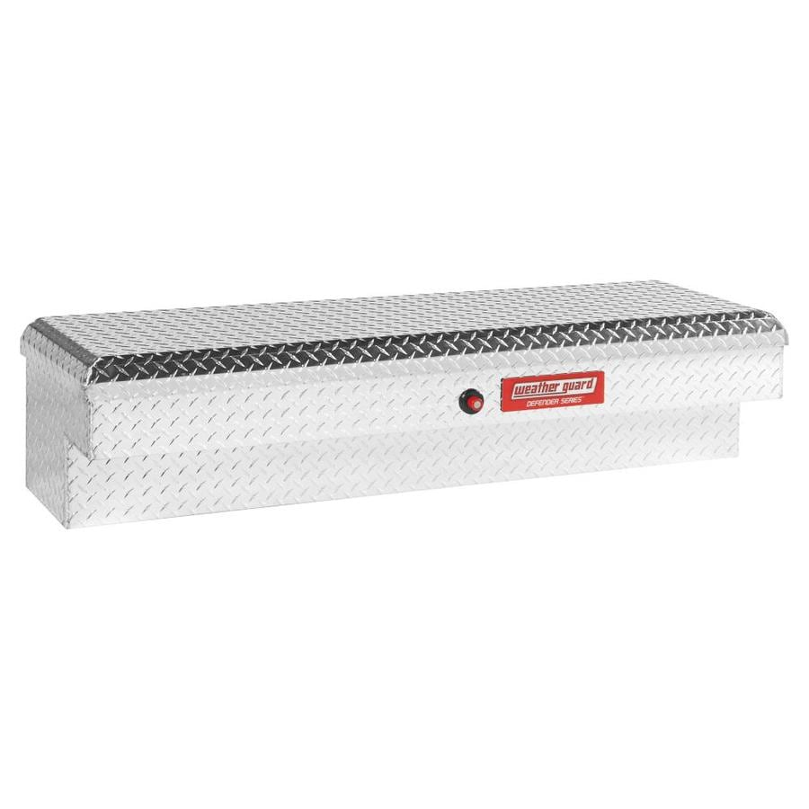 Weather Guard 60 09 In X 16 63 In X 12 86 In Silver