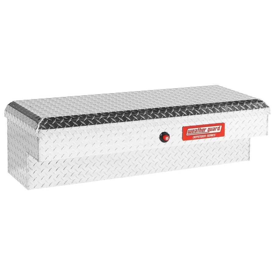 Weather Guard 46 66 In X 16 63 In X 12 9 In Silver