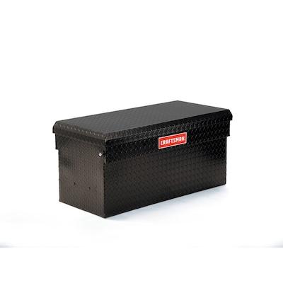 CRAFTSMAN 40 86-in x 19 57-in x 19 2-in Black Aluminum