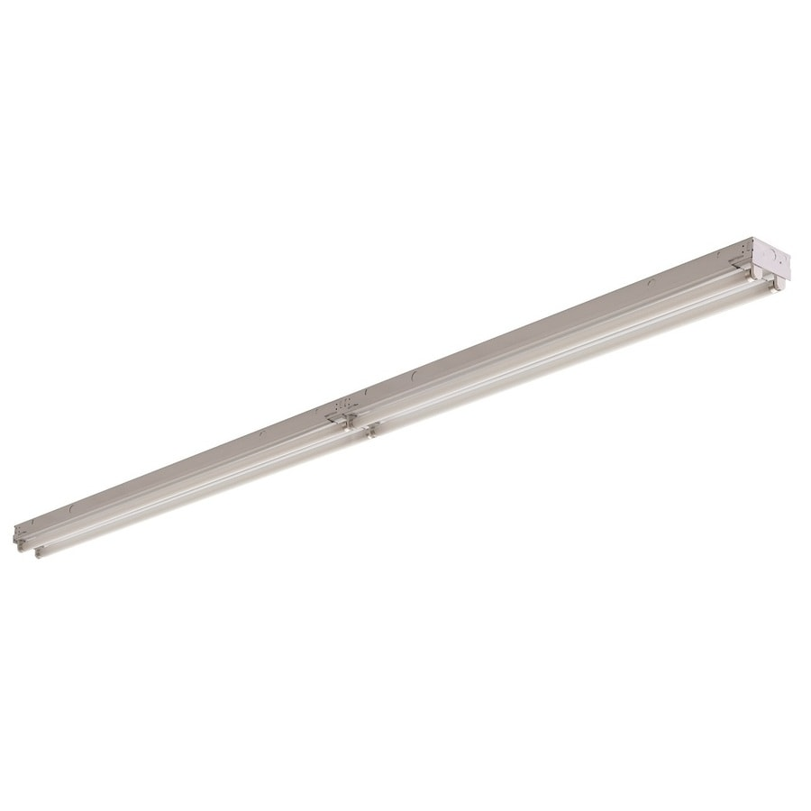 Lithonia Lighting General Purpose Strip Light Actual 96 In X 4 375 2 0625
