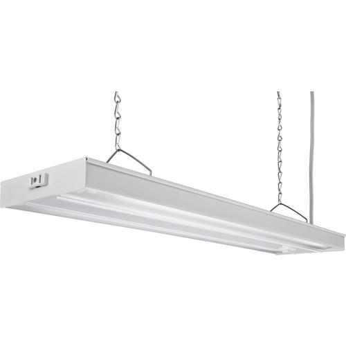 Lithonia Lighting 1 25 In 2 Light White 14 Watt T5 Fluorescent Grow At Lowes