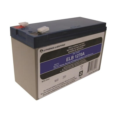 Sealed Lead Calcium Slc Emergency Lighting Battery Pack