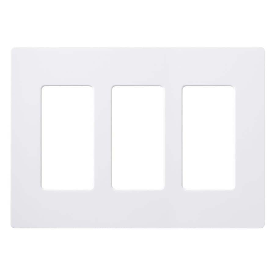 Rocker Switch Plate Captivating Shop Wall Plates At Lowes Inspiration