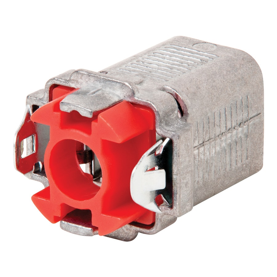 Madison Electric Products 50-Pack 3/8-in BX - MC - Flex Connectors