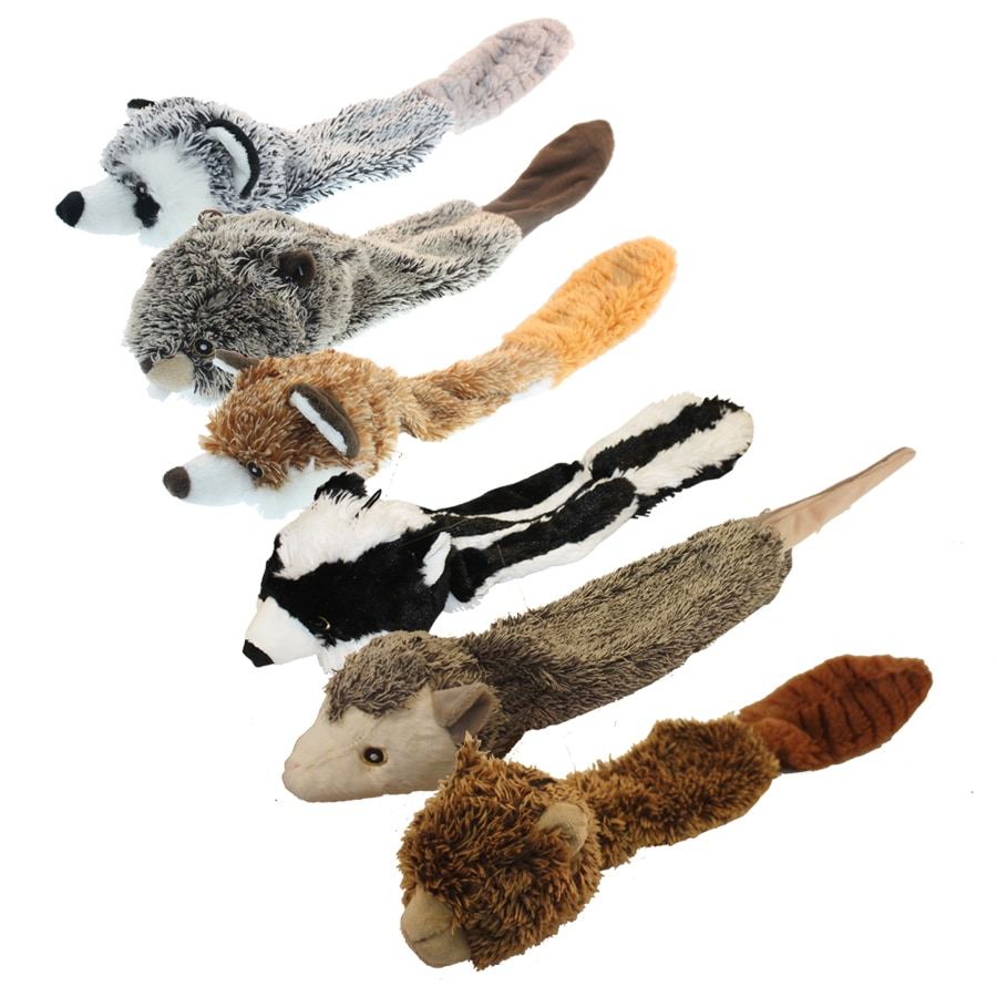 MULTIPET INTERNATIONAL Plush Toy with Squeaker