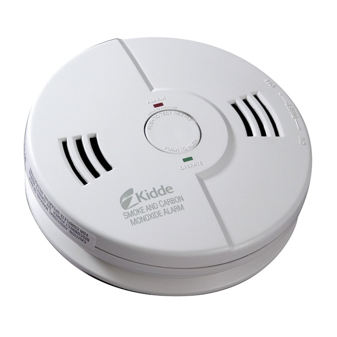 Kidde Combination Smoke And Carbon Monoxide Detector At Lowes Com