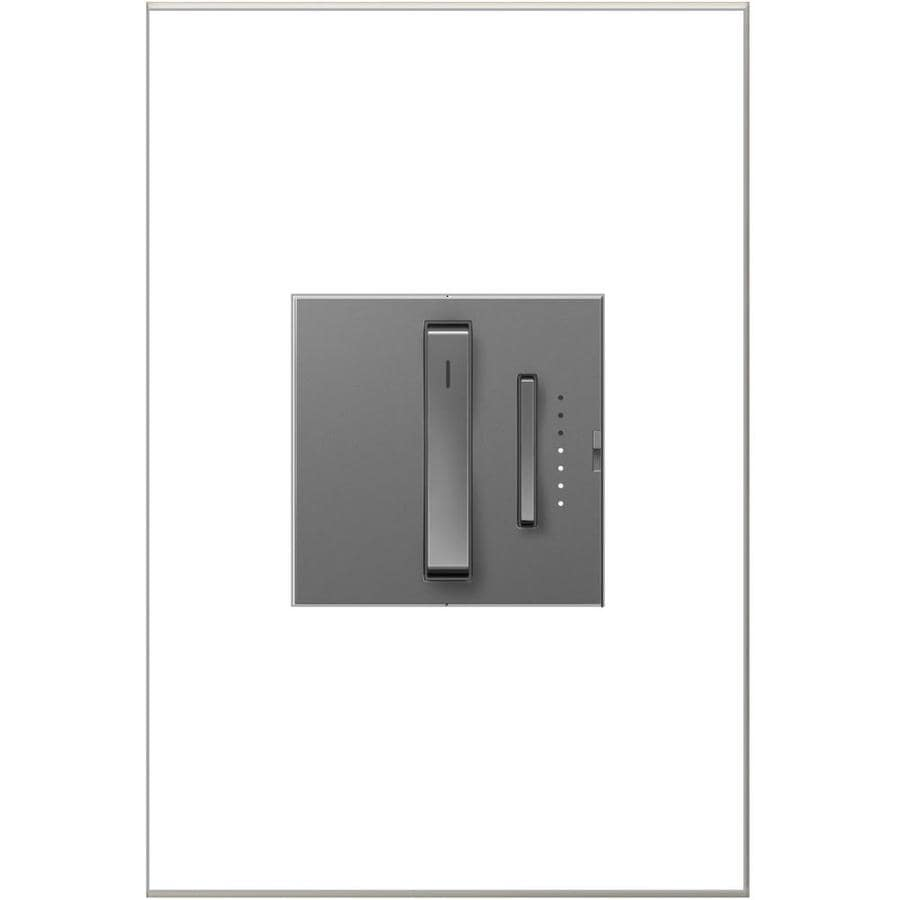 Legrand adorne Whisper 3-Way Slide Dimmer