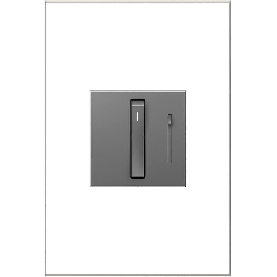 Shop legrand adorne whisper 15 20 amp single pole 3 way for Bathroom 15 or 20 amp