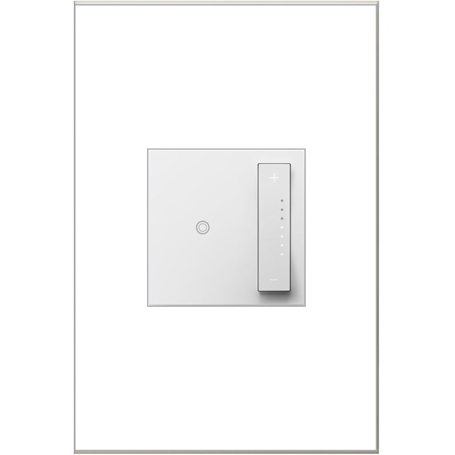 Pass & Seymour/Legrand adorne sofTap 15/20-Amp Single Pole 3-way Brown Tap Indoor Dimmer