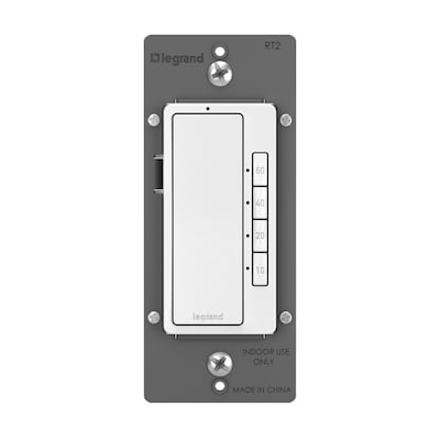 Radiant 4 On 15 Amp Digital Residential Countdown Lighting Timer
