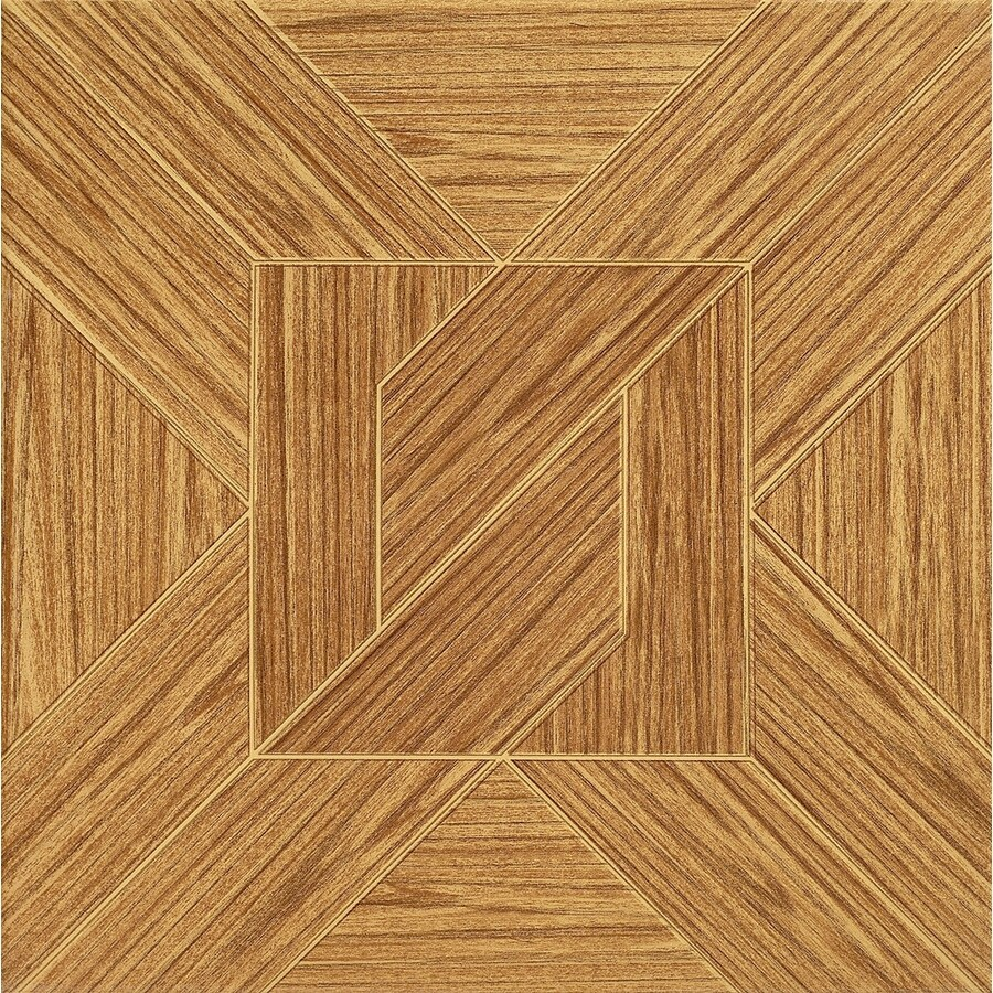 Shop Floors 2000 11 Pack Cedro Wood Ceramic Floor Tile Common 17
