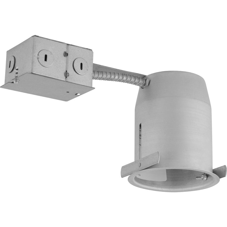 Progress Lighting Remodel Recessed Light Housing (Common: 4-in; Actual: 4-in)