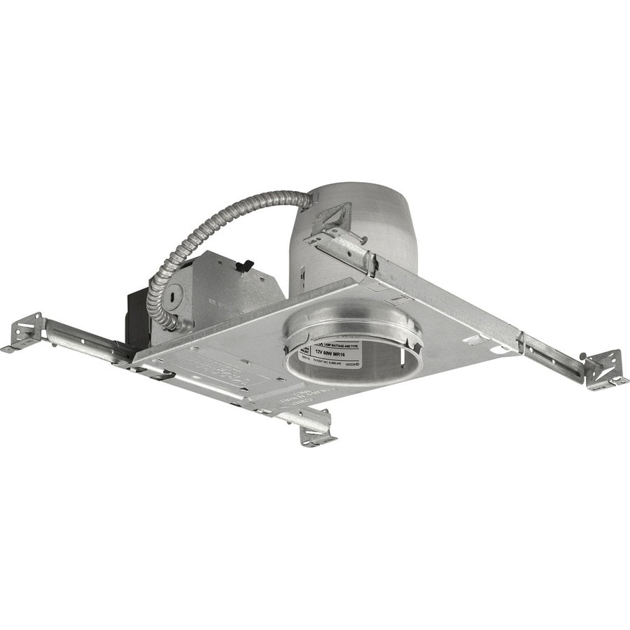 Progress Lighting New Construction Recessed Light Housing (Common: 4-in; Actual: 4-in)