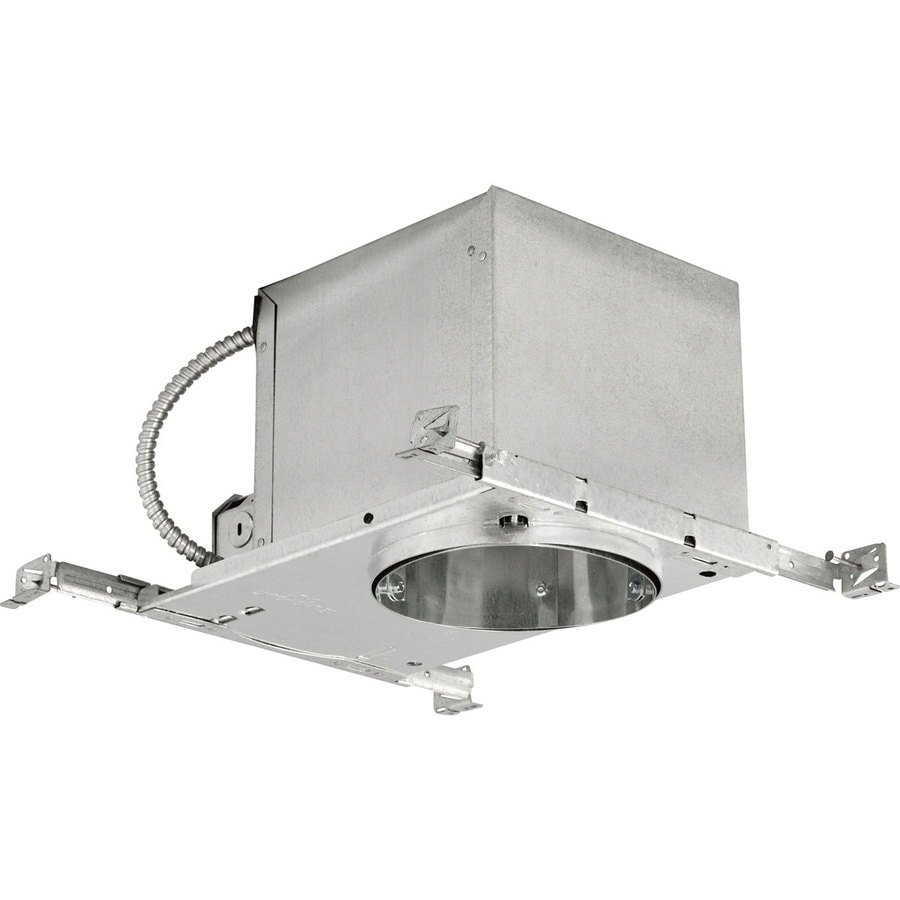 Progress Lighting New Construction Airtight IC Recessed Light Housing (Common: 6-in; Actual: 6-in)