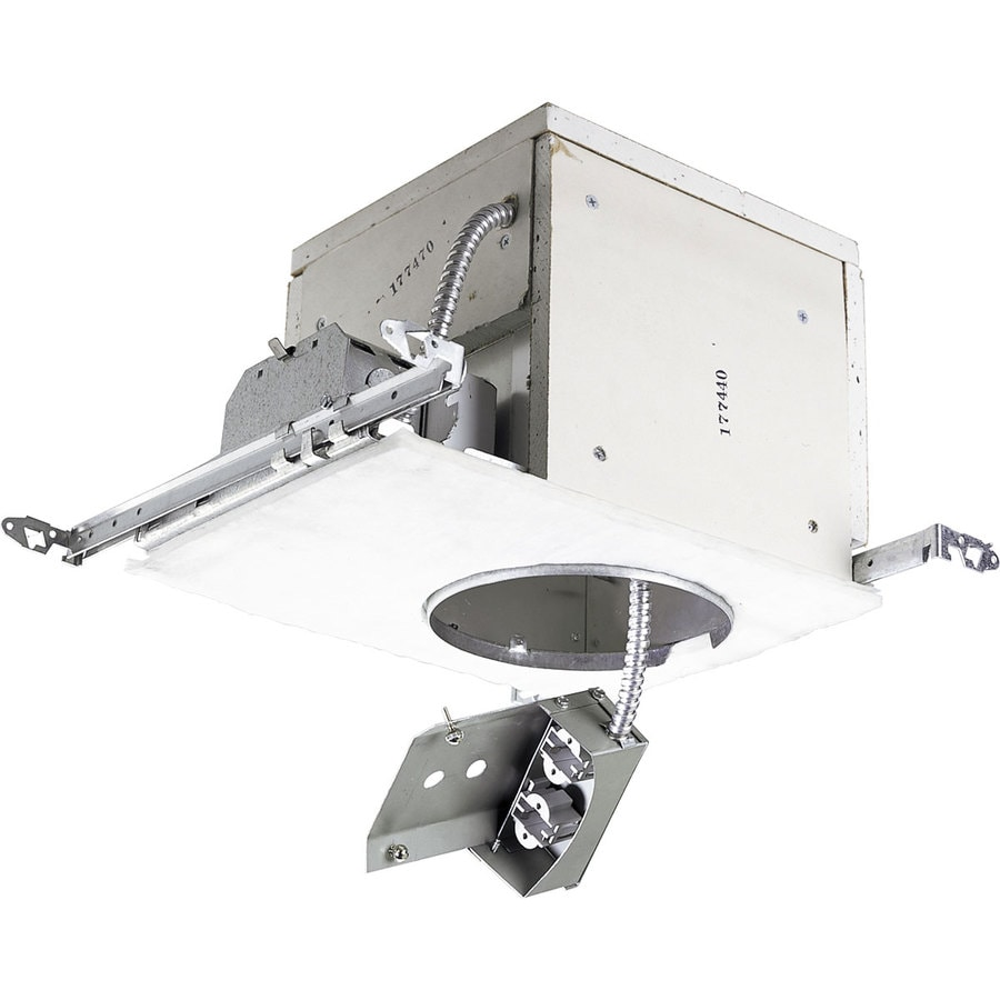 Progress Lighting Remodel CFL Recessed Light Housing (Common: 6-in; Actual: 6-in)