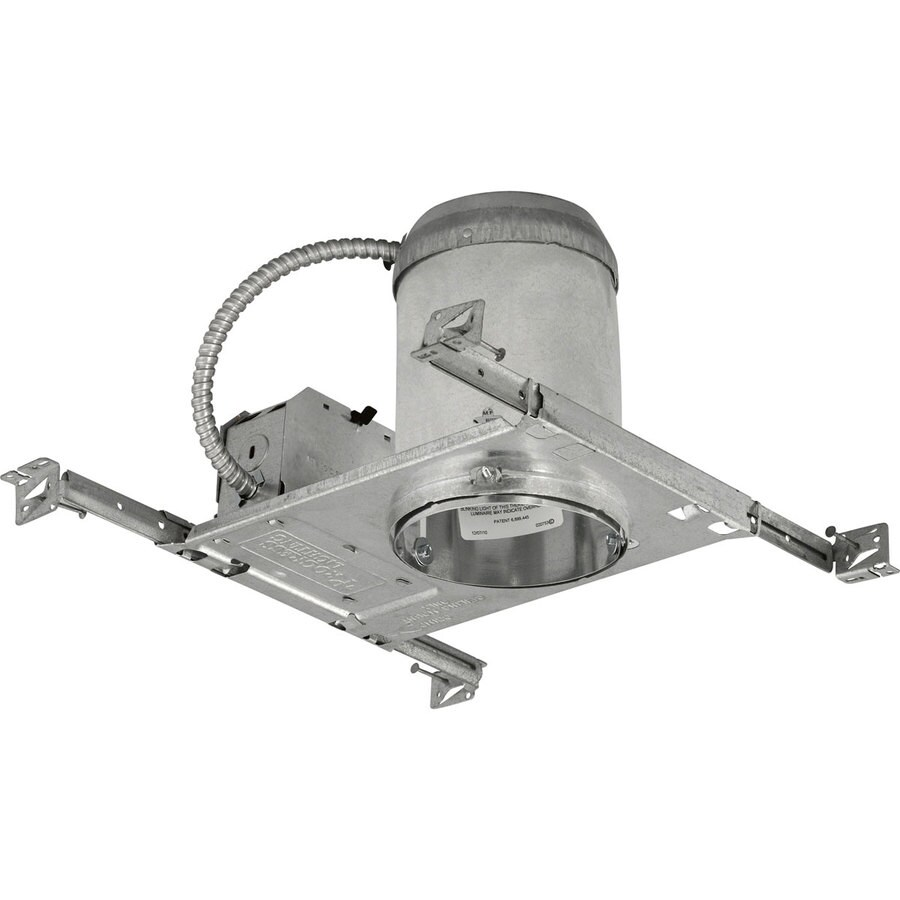 Progress Lighting New Construction Recessed Light Housing (Common: 5-in; Actual: 5-in)