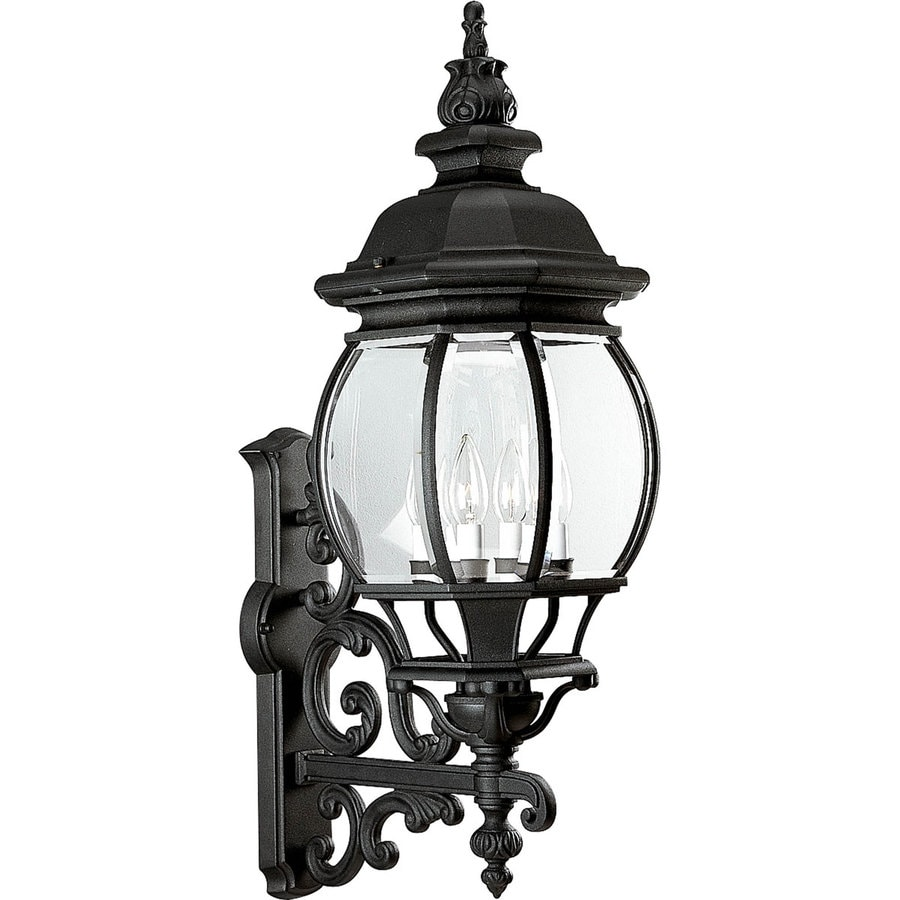 Shop Progress Lighting Onion Lantern 31-in H Textured