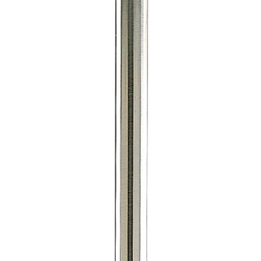 Progress Lighting Brushed Nickel Downrod Pendant Stem