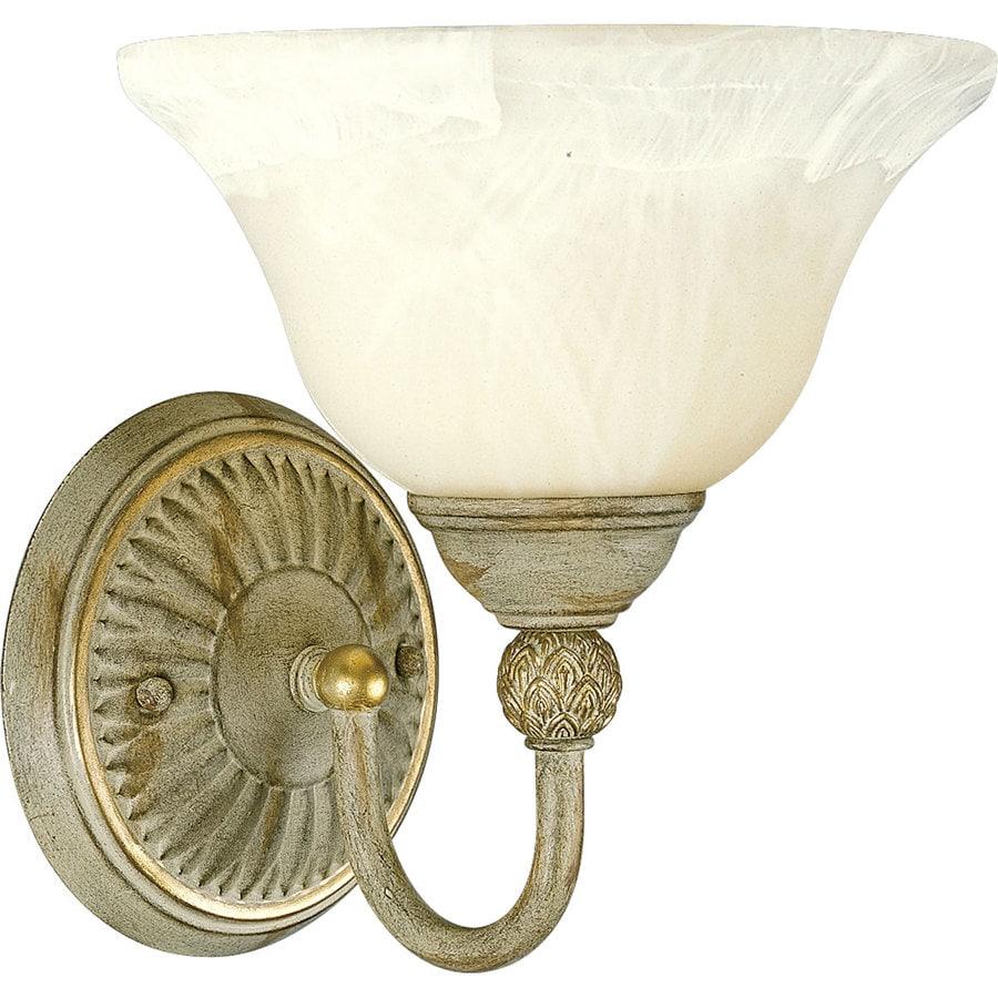 Progress Lighting Savannah 1-Light Seabrook Bell Vanity Light