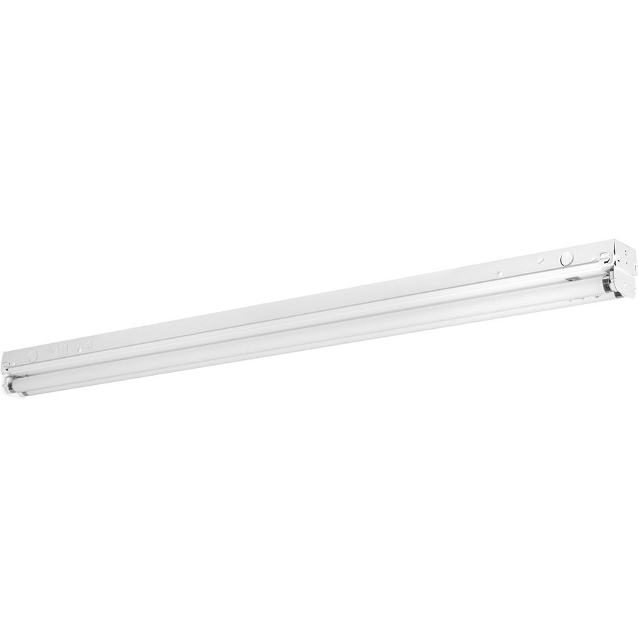 Progress Lighting Strip Shop Light (Common: 4-ft; Actual: 3-in x 48-in)