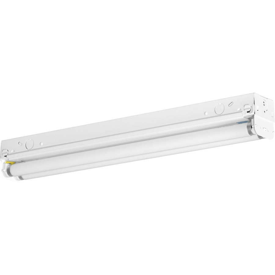 Progress Lighting Strip Shop Light (Common: 2-ft; Actual: 3-in x 24.25-in)