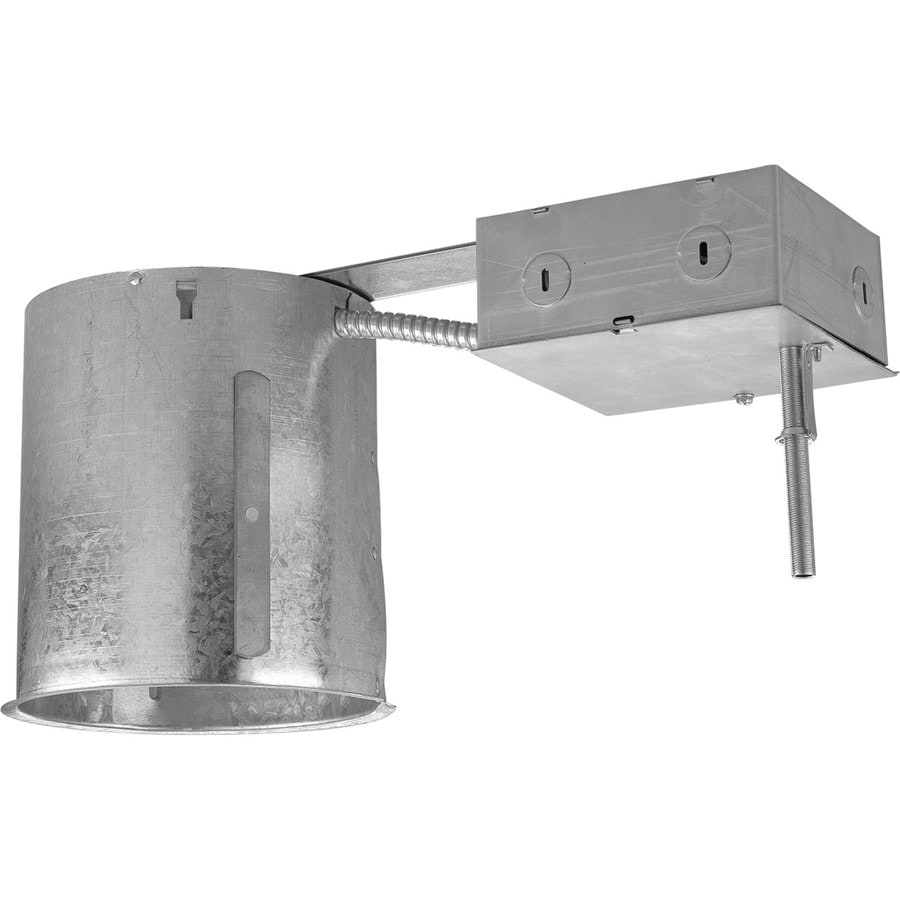 Progress Lighting Remodel IC CFL Recessed Light Housing (Common: 6-in; Actual: 6-in)