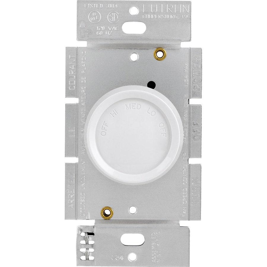 Progress Lighting AirPro 3-Speed Fan Control