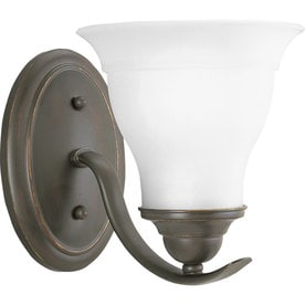 shop progress lighting trinity collection all finishes at lowes com